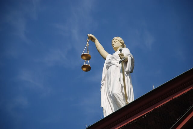 pomnik sprawiedliwości